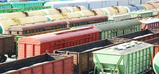 FREIGHT WAGONS/SPECIAL WAGONS